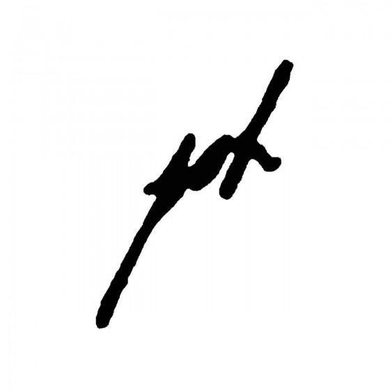 Jobband Logo Vinyl Decal