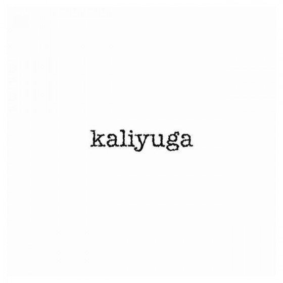 Kaliyuga Sgp Band Decal...