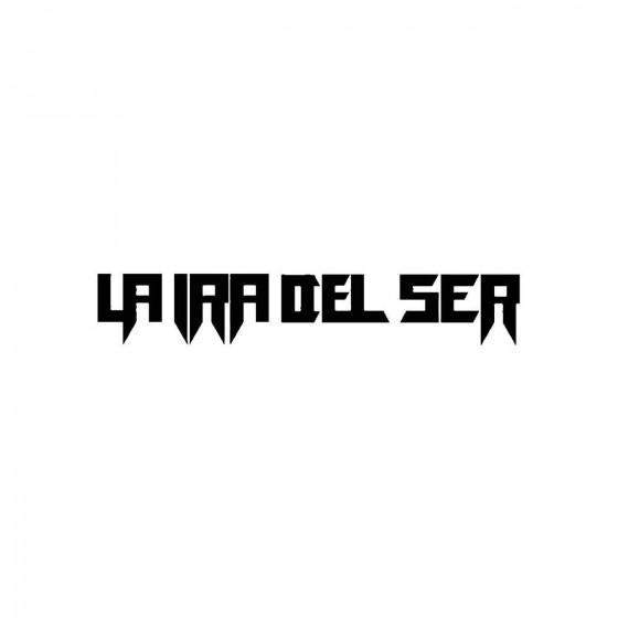 La Ira Del Serband Logo...