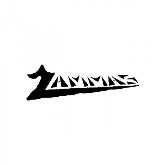 Lammasband Logo Vinyl Decal