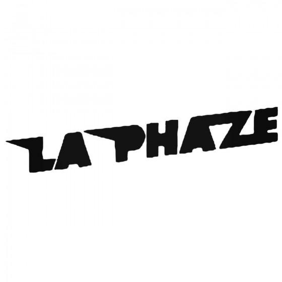 La Phaze Band Decal Sticker