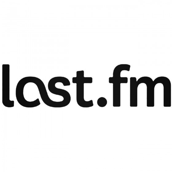 Last Fm 2 Decal Sticker
