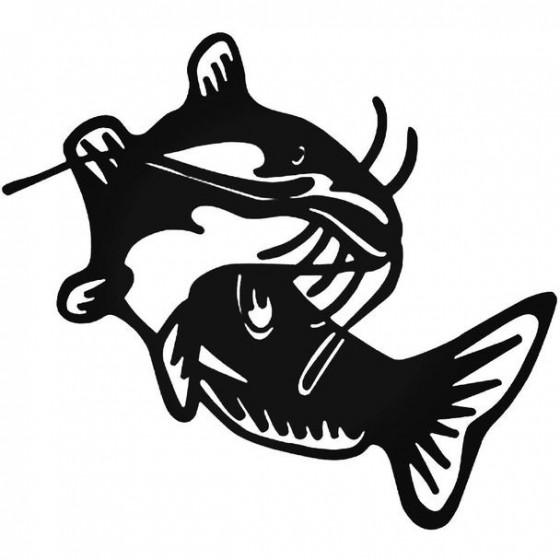 Catfish Wildlfie Decal...