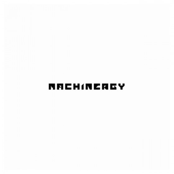 Machinergy Band Decal Sticker