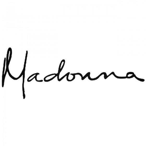 Madonna Signature Band...