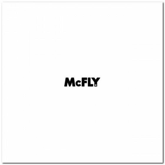 Mcfly Band Decal Sticker