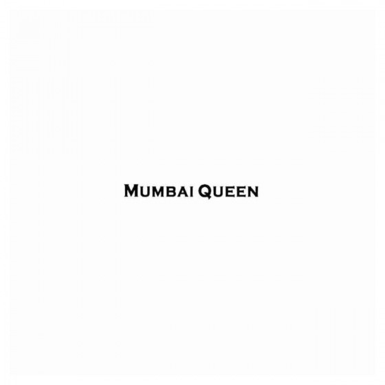 Mumbai Queen Band Decal...