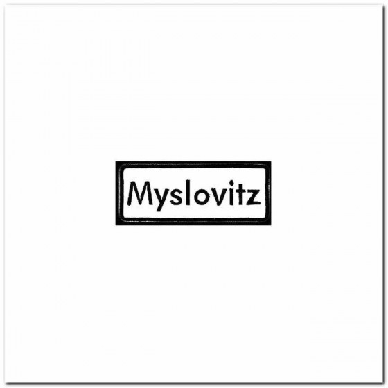 Myslovitz Band Decal Sticker