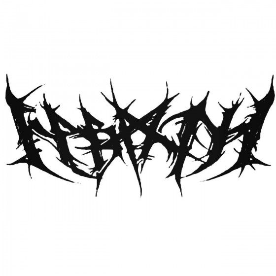 Nabaath Band Decal Sticker