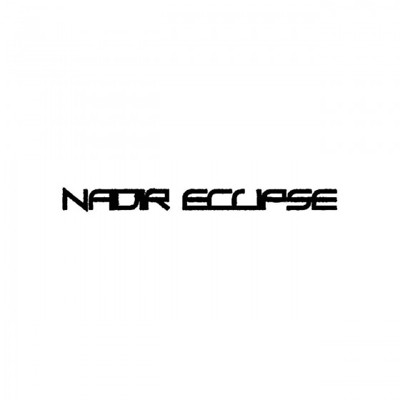 Nadir Eclipseband Logo...