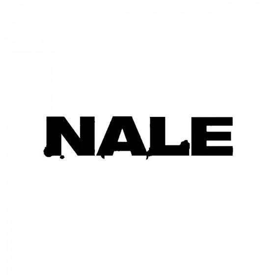 Naleband Logo Vinyl Decal