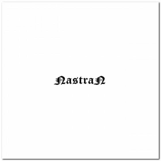 Nastran Band Decal Sticker