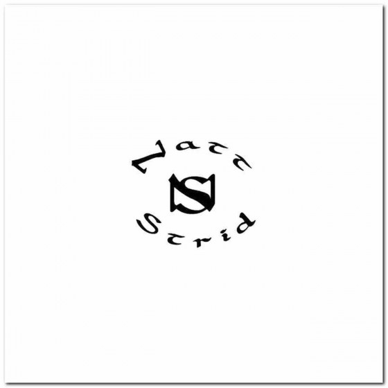 Nattstrid Band Decal Sticker