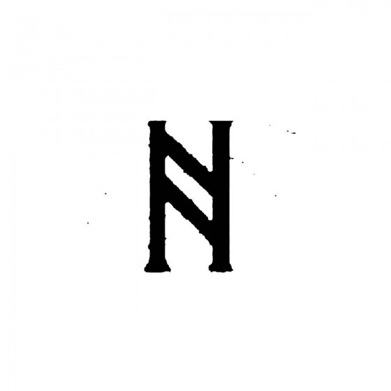 Nband Logo Vinyl Decal