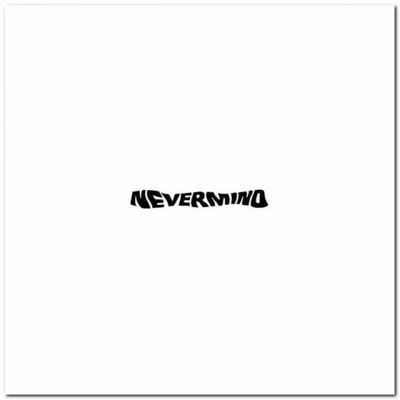 Nevermind Band Decal Sticker