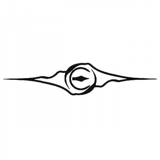 Oblivions Eye Band Decal...