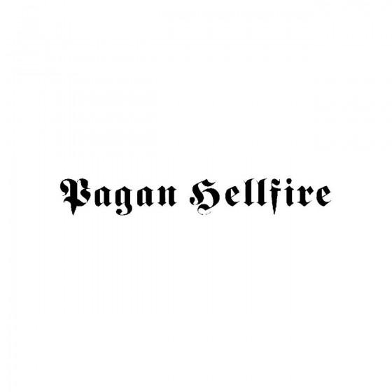 Pagan Hellfireband Logo...