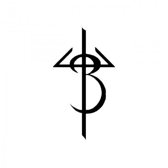 Painted Blackband Logo...