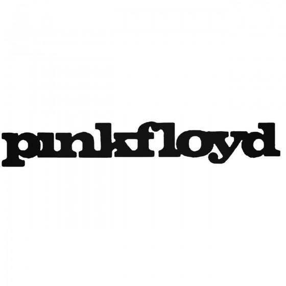 Pink Floyd Logo Vinyl Decal...