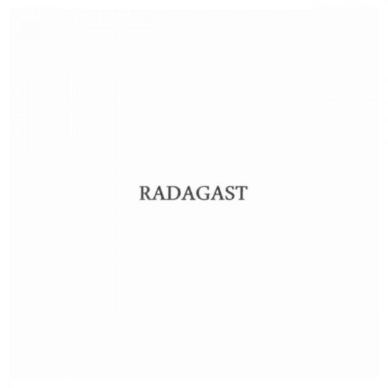 Radagast Band Decal Sticker