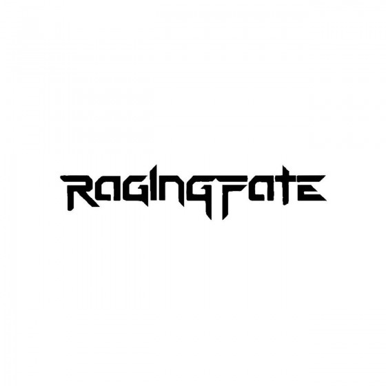 Raging Fateband Logo Vinyl...