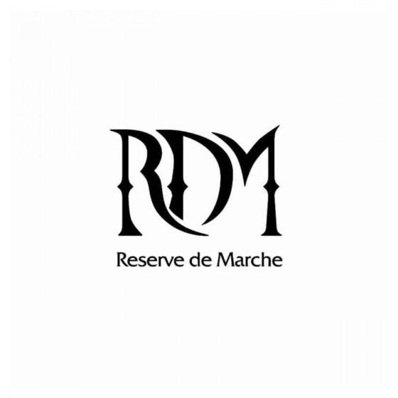 Reserve De Marche Band...