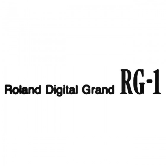 Rg 1 Roland Digital Grand...