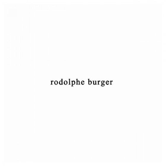 Rodolphe Burger Band Decal...