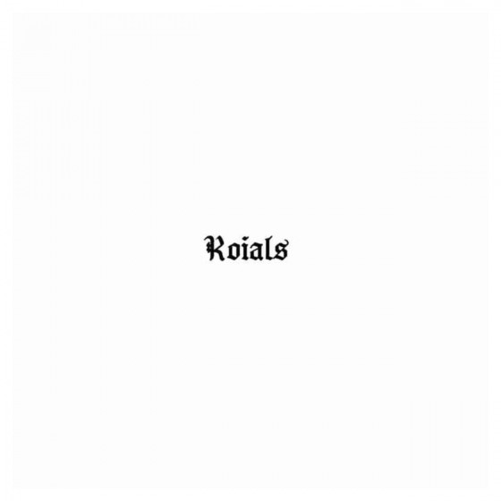 Roials Band Decal Sticker