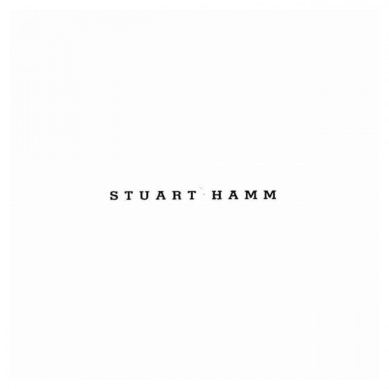 Stuart Hamm Band Decal Sticker