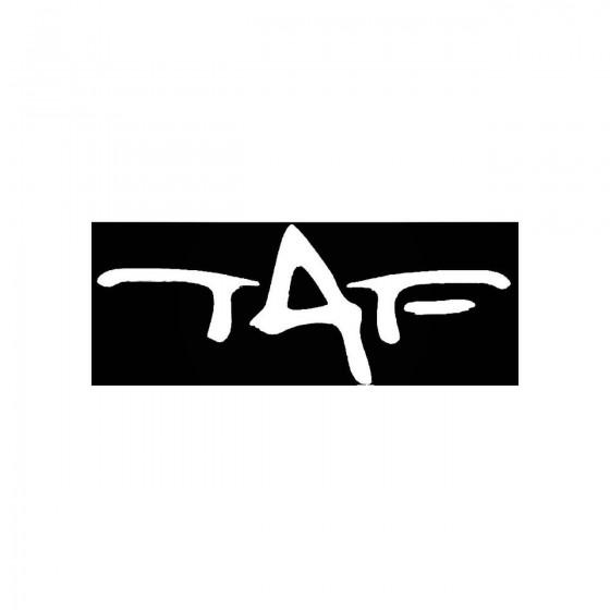 Tafband Logo Vinyl Decal
