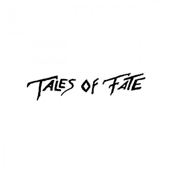 Tales Of Fateband Logo...