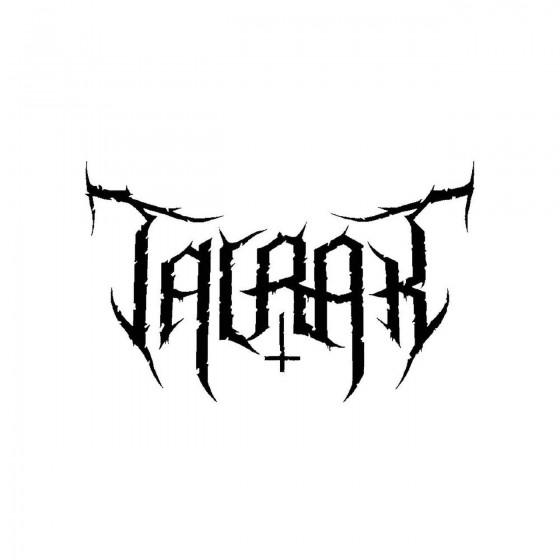 Talrakband Logo Vinyl Decal