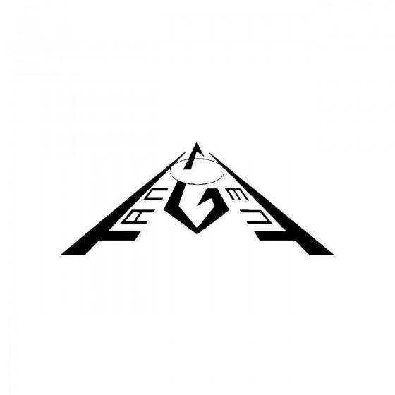 Tangentband Logo Vinyl Decal