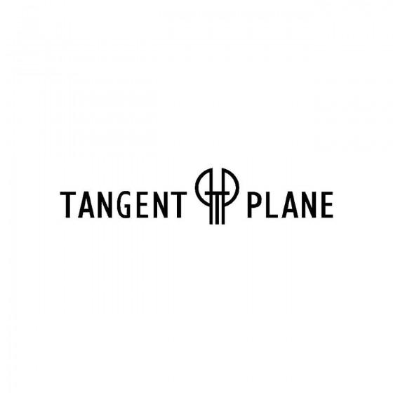 Tangent Planeband Logo...