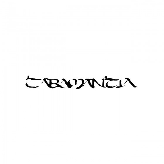 Taramantiaband Logo Vinyl...