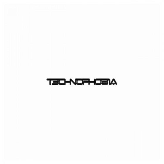 Tchnphba Band Decal Sticker