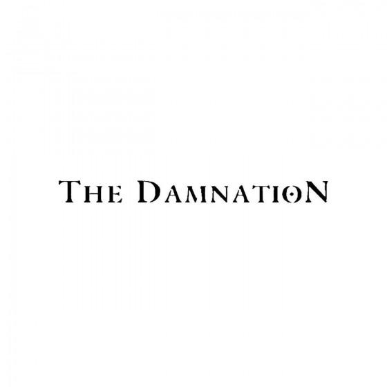 The Damnationband Logo...
