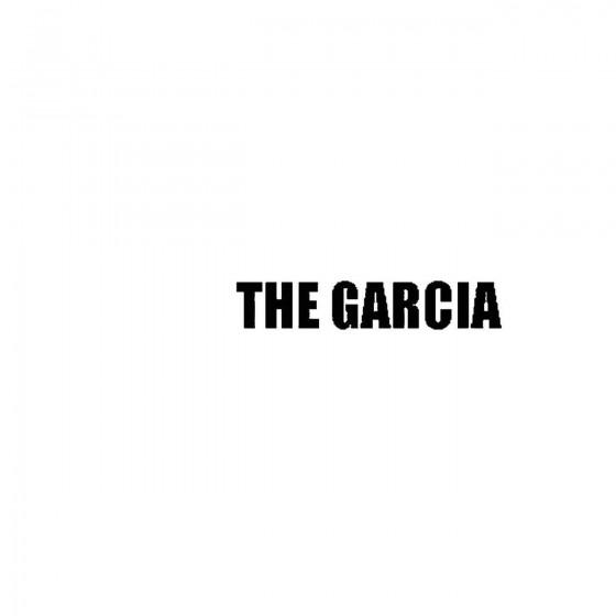 The Garciaband Logo Vinyl...