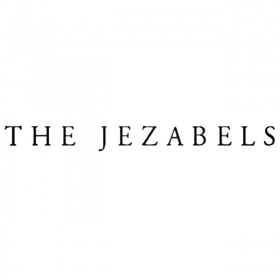 The Jezabels Band Decal...