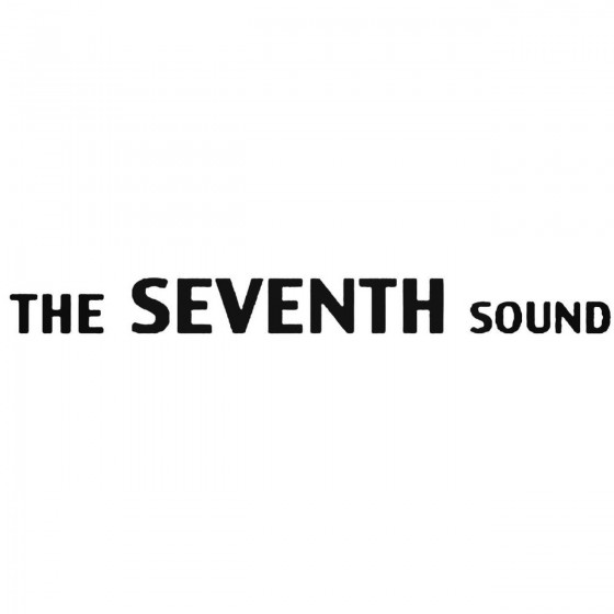The Seventh Sound Band...