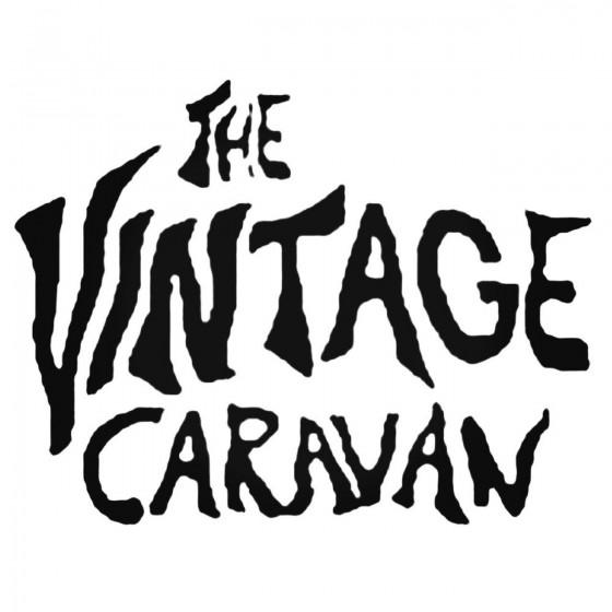 The Vintage Caravan Band...