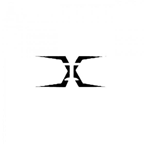 Ultra Xband Logo Vinyl Decal