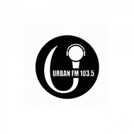 Urban Fm Radio Decal Sticker