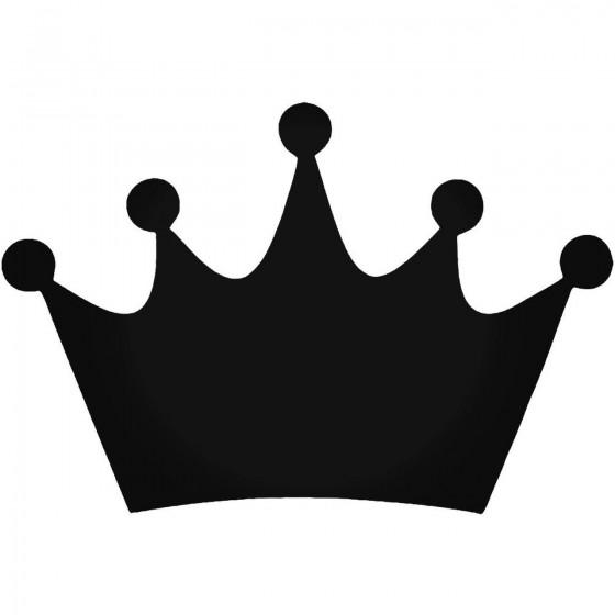 20 Crown Drift King Decal