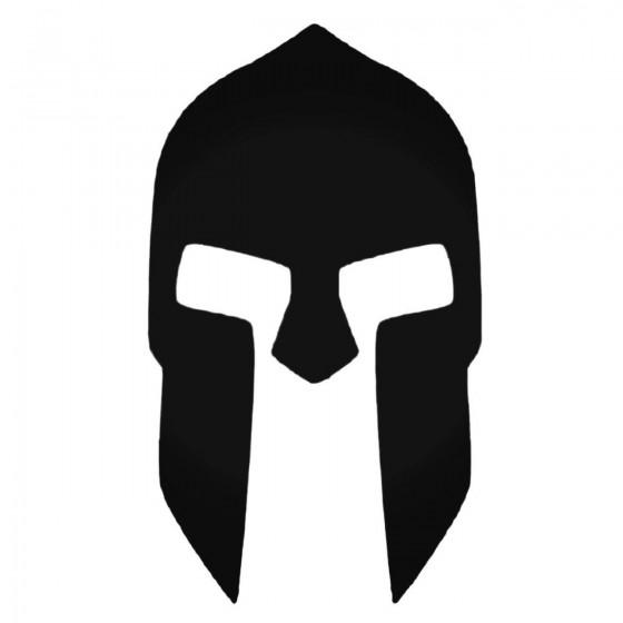 300 Spartan Helmet Decal...