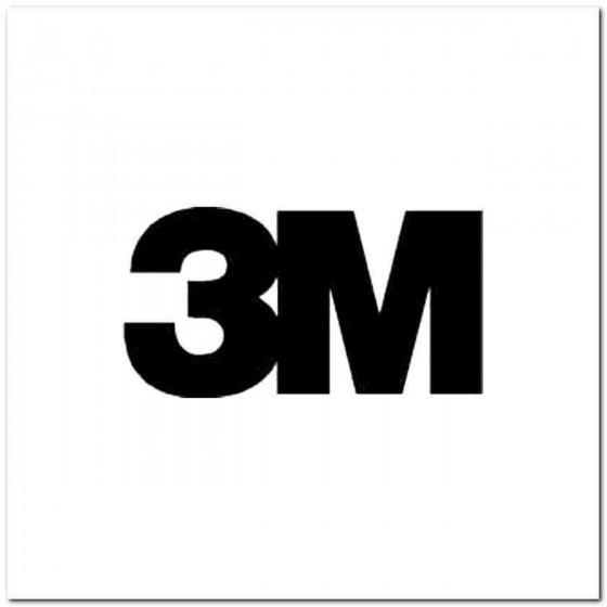 3M Vinyl Decal
