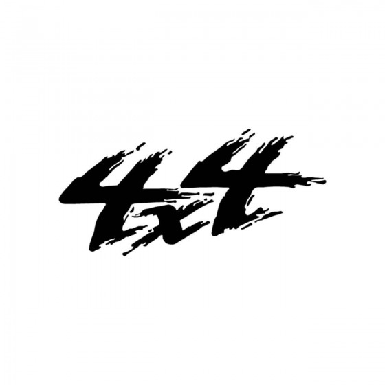 4x4 Logo Set 50 Vinyl Decal...
