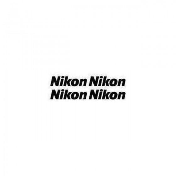 4 X Nikon Ss Choice Free...