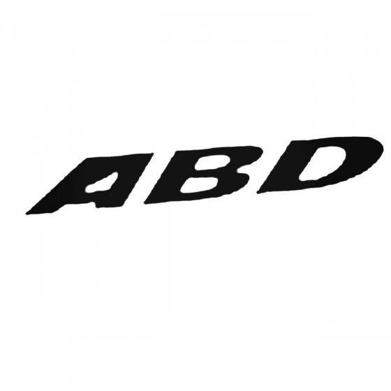 Abd Racing Performance Die...